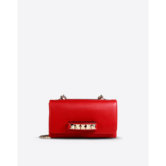VALENTINO CHAIN SHOULDER BAG FWB00975-ANAP01 0RO Outlet Online