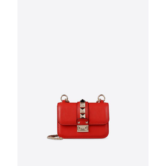 VALENTINO MINI CHAIN SHOULDER BAG IW2B0864VIT-F28 Outlet Online