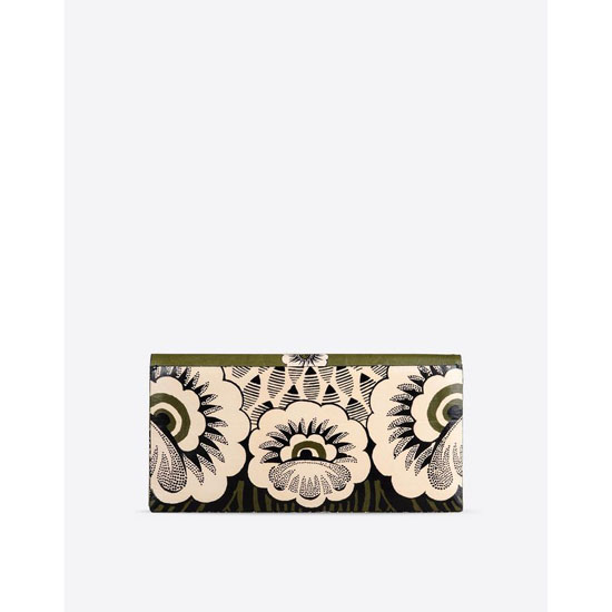 VALENTINO CLUTCH IN PRINTED CALFSKIN IW0B0923CVP L26 Outlet Online