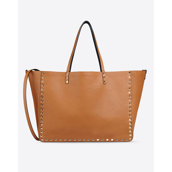 VALENTINO ROCKSTUD DOUBLE MEDIUM REVERSIBLE TOTE GWB00626-AVSA01 L50 Outlet Online