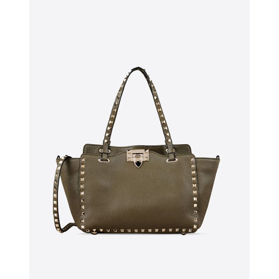 VALENTINO ROCKSTUD SMALL TOTE IW2B0037VSF Y20 Outlet Online