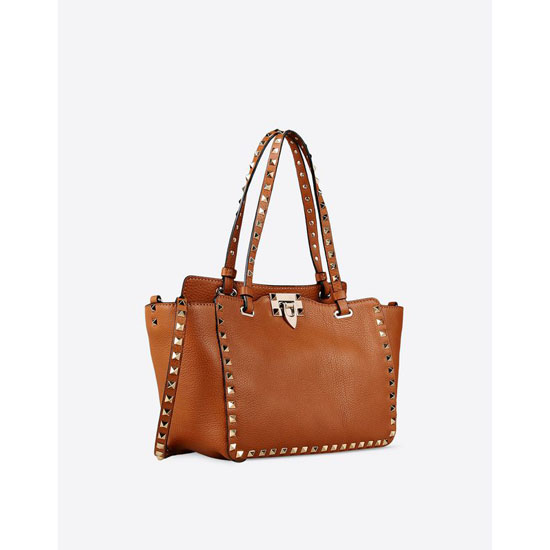 VALENTINO ROCKSTUD SMALL TOTE IW2B0037VSF A06 Outlet Online