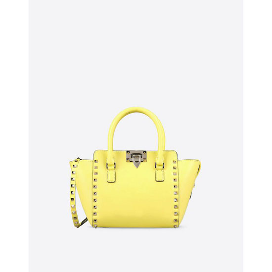 VALENTINO ROCKSTUD MINI DOUBLE HANDLE BAG IW2B0856BOL N18 Outlet Online