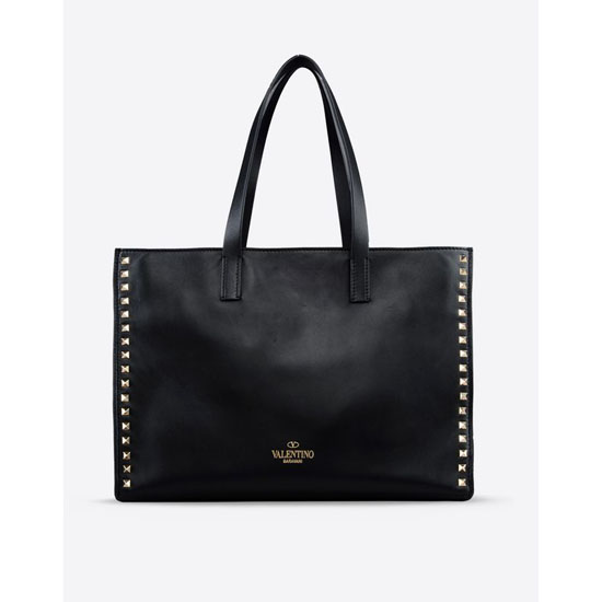 VALENTINO ROCKSTUD TOTE GWB00448-ANAP01 0NO Outlet Online