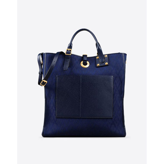 VALENTINO SHOPPING BAG/ VERTICAL TOTE IW0B0909LCB M30 Outlet Online