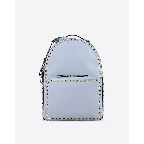 VALENTINO ROCKSTUD MEDIUM BACKPACK IW0B0858BOL W33 Outlet Online