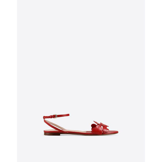 "VALENTINO VALENTINO GARAVANI ""L'AMOUR"" SANDAL JW3S0914CCC 0RO Outlet Online"