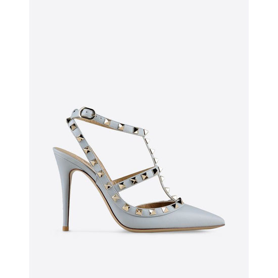 VALENTINO ROCKSTUD ANKLE STRAP IW0S0393VOT W33 Outlet Online