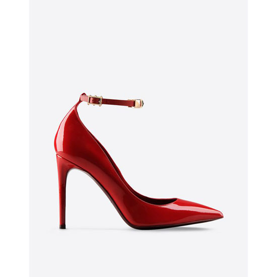VALENTINO RED PUMP HWS00585-AVPS02 0RO Outlet Online