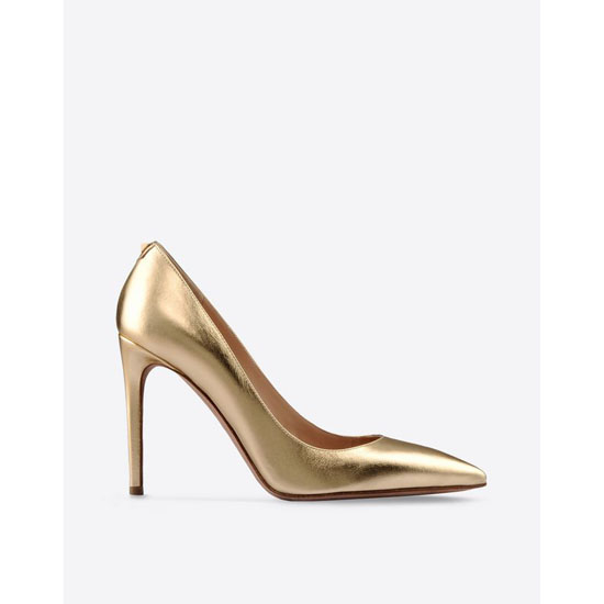 VALENTINO PUMP WITH STUD DETAIL HWS00559-ANLS01 A58 Outlet Online