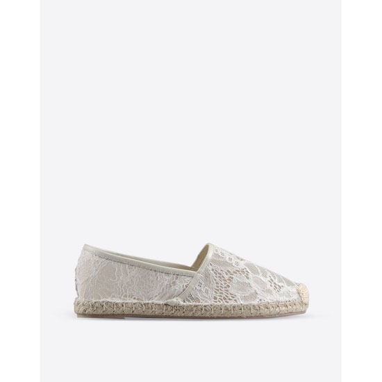 VALENTINO LACE ESPADRILLES IW2S0958PCYA75 Outlet Online