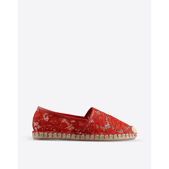 VALENTINO LACE ESPADRILLES IW2S0958LC7F28 Outlet Online