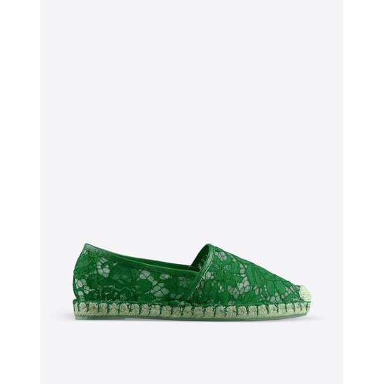 VALENTINO LACE ESPADRILLES IW2S0958LC7M32 Outlet Online
