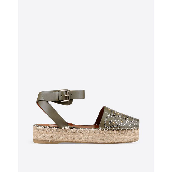 VALENTINO MICROSTUDS ESPADRILLES IW2S0784VLA Y20 Outlet Online