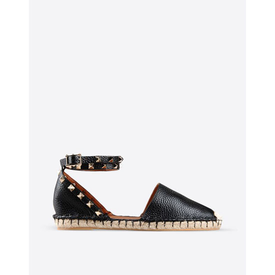 VALENTINO ROCKSTUD DOUBLE ESPADRILLES IW2S0530VTON02 Outlet Online