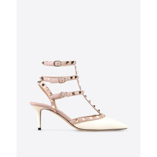 VALENTINO ROCKSTUD ANKLE STRAP IW0S0375VOD L62 Outlet Online