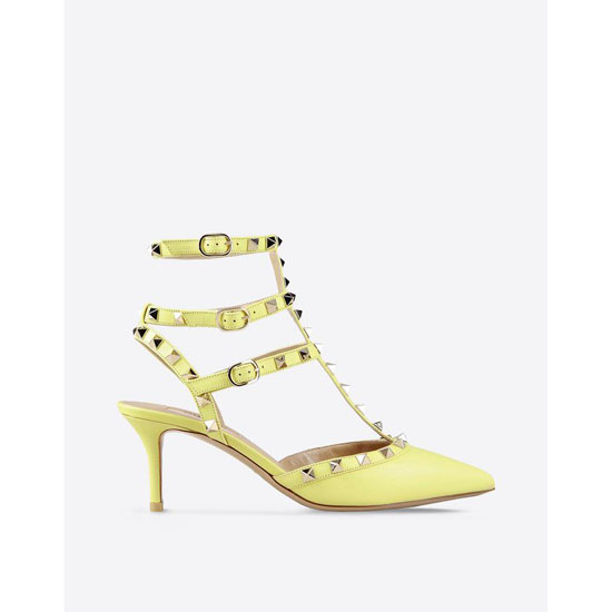 VALENTINO ROCKSTUD ANKLE STRAP IW0S0375VOT W35 Outlet Online
